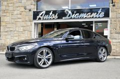 BMW Serie 4   420d Gran Coupe 5p